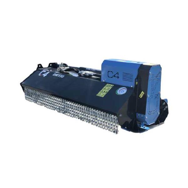 Decespugliatrice Idraulica per Minipala SERIE DM
