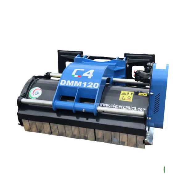 Decespugliatrice Idraulica per Minipala SERIE DMM
